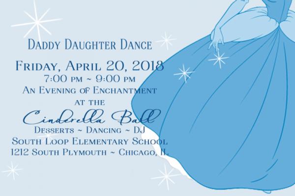 NTA DADDY DAUGHTER DANCE INVITE South Loop Elementary School