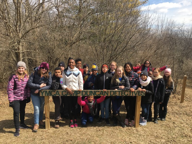 6th Grade Outdoor Ed Trip To Camp Duncan